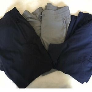 3 Pairs Athleta cropped Jogging Athletic Pants